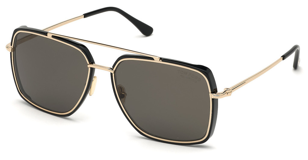 Tom Ford FT 0750 - 01D POLARIZED