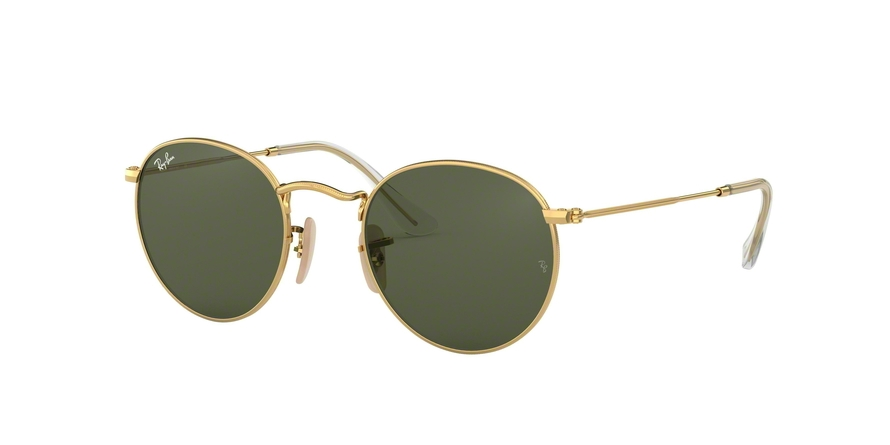 Ray-Ban 0RB3447N ROUND METAL / 001