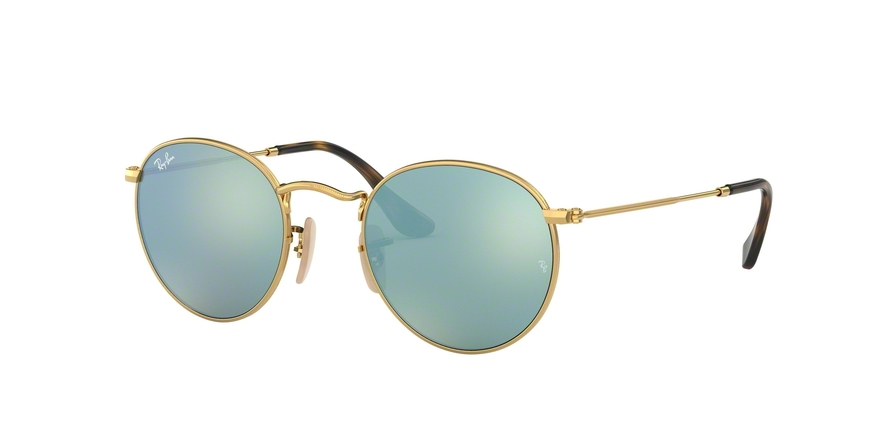Ray-Ban 0RB3447N ROUND METAL / 00130