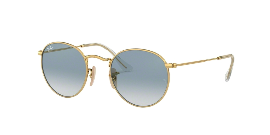 Ray-Ban 0RB3447N ROUND METAL / 0013F
