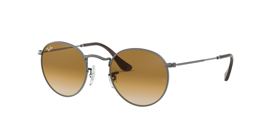 Ray-Ban 0RB3447N ROUND METAL / 00451