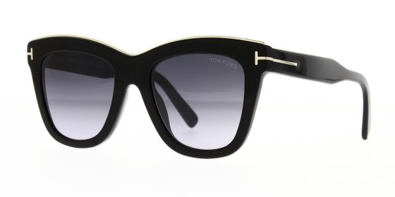 Tom Ford JULIE TF685 - 01C 52